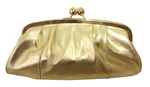 Solas Eleanor Clutch - Gold